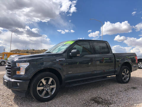 2017 Ford F-150 for sale at 1st Quality Motors LLC in Gallup NM
