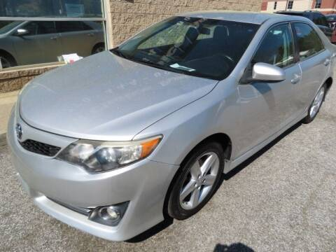 2014 Toyota Camry for sale at Southern Auto Solutions - 1st Choice Autos in Marietta GA