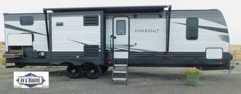 2021 KEYSTONE HIDEOUT 30BHKSWE for sale at SOUTHERN IDAHO RV AND MARINE - New Trailers in Jerome ID