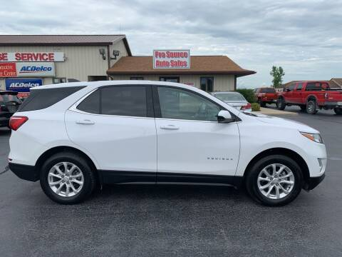2018 Chevrolet Equinox for sale at Pro Source Auto Sales in Otterbein IN
