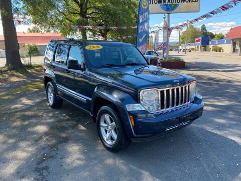 2008 Jeep Liberty for sale at Midtown Autoworld LLC in Herkimer NY