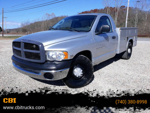 2003 Dodge Ram Chassis 2500 for sale at CBI in Logan OH