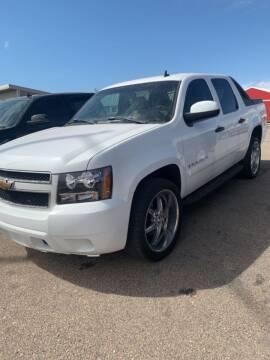 2007 Chevrolet Avalanche for sale at Poor Boyz Auto Sales in Kingman AZ