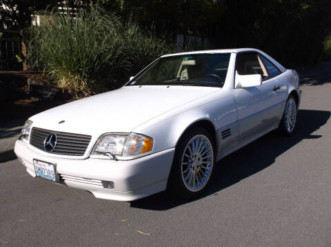 1995 Mercedes-Benz SL-Class for sale at Eastside Motor Company in Kirkland WA