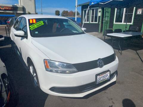 2011 Volkswagen Jetta for sale at North County Auto in Oceanside CA