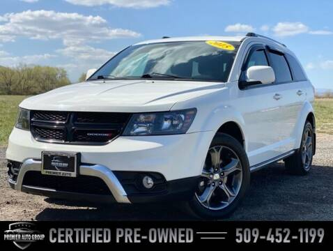 2015 Dodge Journey for sale at Premier Auto Group in Union Gap WA