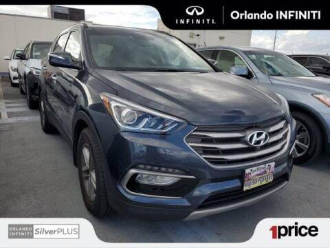 2017 Hyundai Santa Fe Sport for sale at Orlando Infiniti in Orlando FL