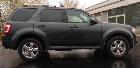 2009 Ford Escape for sale at Hilltop Auto in Clare MI