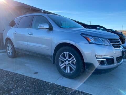 2015 Chevrolet Traverse for sale at FAST LANE AUTOS in Spearfish SD