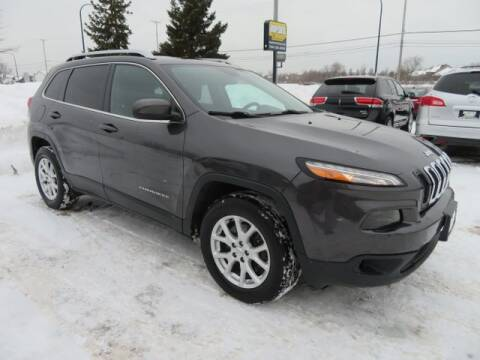 2016 Jeep Cherokee for sale at Import Exchange in Mokena IL