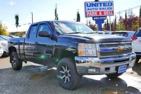 2013 Chevrolet Silverado 1500 for sale at United Auto Sales in Anchorage AK