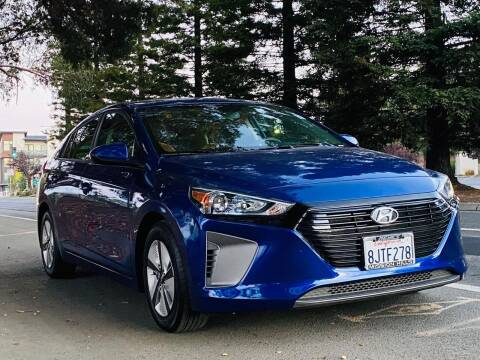 2019 Hyundai Ioniq Hybrid for sale at Brand Motors llc in Belmont CA