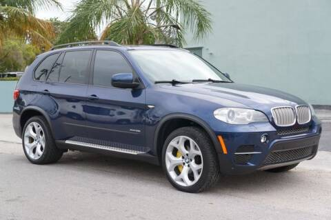 2012 BMW X5 for sale at Meru Motors in Hollywood FL