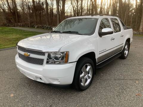 2012 Chevrolet Avalanche for sale at Lou Rivers Used Cars in Palmer MA