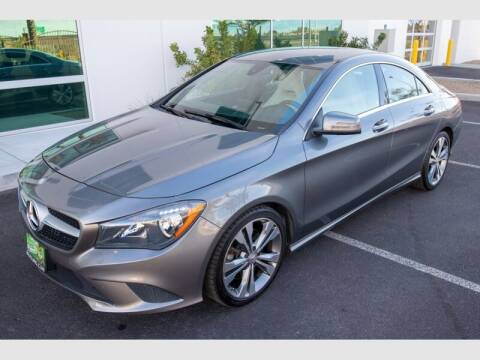 2015 Mercedes-Benz CLA for sale at REVEURO in Las Vegas NV