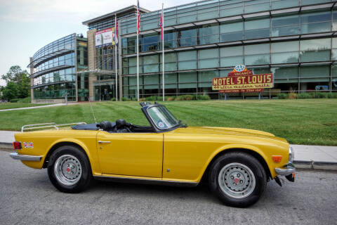 1976 Triumph TR6 for sale at Its Alive Automotive in Saint Louis MO