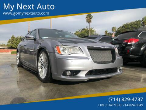 2011 Chrysler 300 for sale at My Next Auto in Anaheim CA