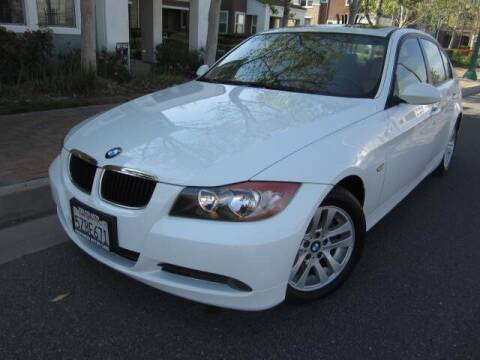 2007 BMW 3 Series for sale at PREFERRED MOTOR CARS in Covina CA
