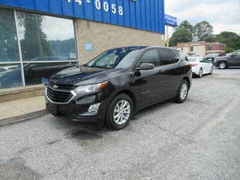 2019 Chevrolet Equinox for sale at Southern Auto Solutions - 1st Choice Autos in Marietta GA