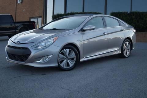 2013 Hyundai Sonata Hybrid for sale at Next Ride Motors in Nashville TN