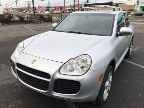 2006 Porsche Cayenne for sale at MAGIC AUTO SALES in Little Ferry NJ