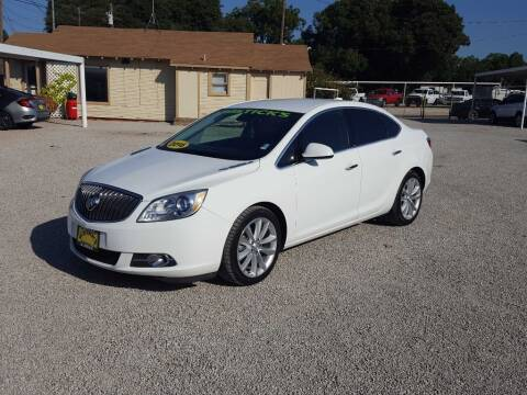 2016 Buick Verano for sale at Bostick's Auto & Truck Sales in Brownwood TX