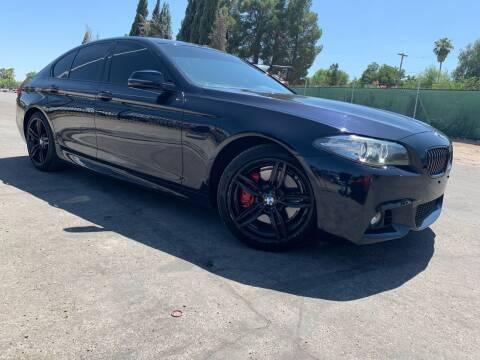 2014 BMW 5 Series for sale at Boktor Motors in Las Vegas NV