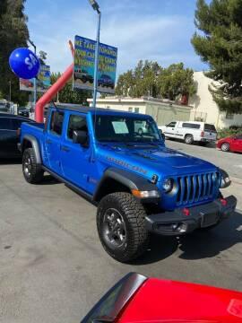 2021 Jeep Gladiator for sale at 2955 FIRESTONE BLVD - 3271 E. Firestone Blvd Lot in South Gate CA