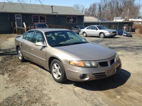 2000 Pontiac Bonneville for sale at Auto King Picture Cars in Westchester County NY