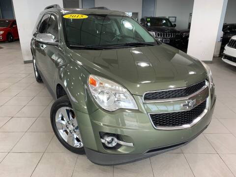 2015 Chevrolet Equinox for sale at Auto Mall of Springfield in Springfield IL