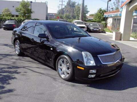 2006 Cadillac STS for sale at MIKE AHWAZI in Santa Ana CA