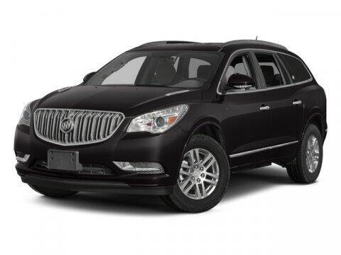 2014 Buick Enclave for sale at Suburban Chevrolet in Claremore OK