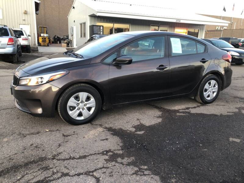 2017 Kia Forte for sale at Mikes Auto Inc in Grand Junction CO