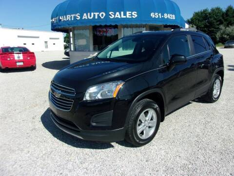 2015 Chevrolet Trax for sale at Marty Hart's Auto Sales in Sturgis MI