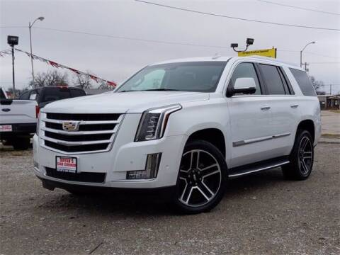 2017 Cadillac Escalade for sale at Bryans Car Corner in Chickasha OK