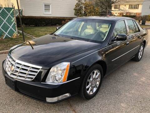 2011 Cadillac DTS for sale at MAGIC AUTO SALES in Little Ferry NJ