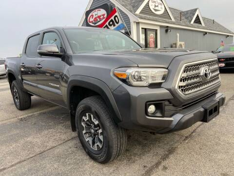2016 Toyota Tacoma for sale at Cape Cod Carz in Hyannis MA