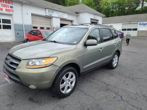 2009 Hyundai Santa Fe for sale at Driven Motors in Staunton VA