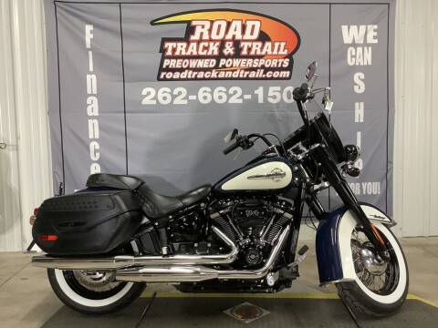 2019 Harley-Davidson® FLHCS - Heritage Classic 114 for sale at Road Track and Trail in Big Bend WI