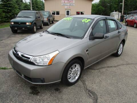 2008 Ford Focus for sale at Richfield Car Co in Hubertus WI