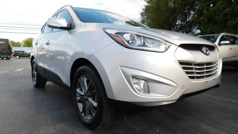 2014 Hyundai Tucson for sale at Action Automotive Service LLC in Hudson NY