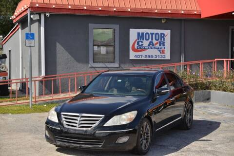 2010 Hyundai Genesis for sale at Motor Car Concepts II - Kirkman Location in Orlando FL