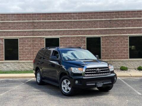 2008 Toyota Sequoia for sale at A To Z Autosports LLC in Madison WI