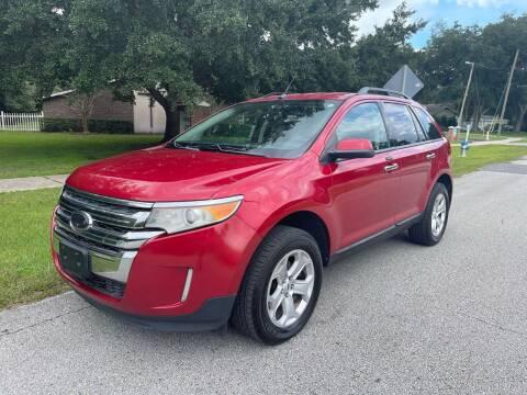 2011 Ford Edge for sale at P J Auto Trading Inc in Orlando FL