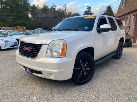 2012 GMC Yukon for sale at Hornes Auto Sales LLC in Epping NH