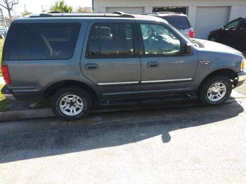 2001 Ford Expedition for sale at Charles Baker Jeep Honda in Norfolk VA