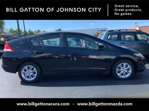 2010 Honda Insight for sale at Bill Gatton Used Cars - BILL GATTON ACURA MAZDA in Johnson City TN