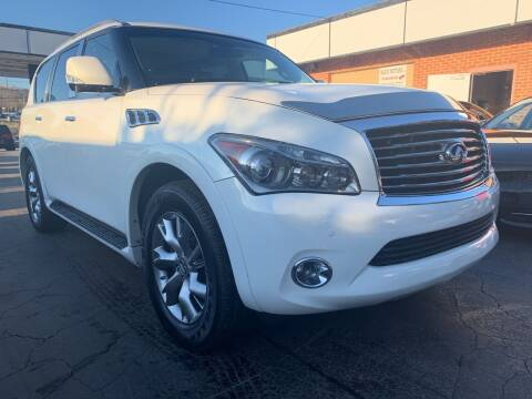 2012 Infiniti QX56 for sale at Magic Motors Inc. in Snellville GA