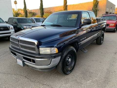 2001 Dodge Ram Pickup 1500 for sale at C. H. Auto Sales in Citrus Heights CA