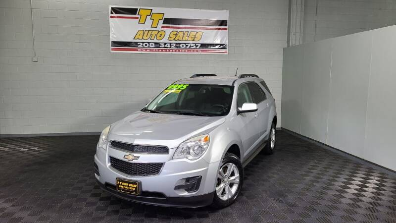 2013 Chevrolet Equinox for sale at TT Auto Sales LLC. in Boise ID